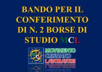 BANDO BORSA DI STUDIO IMMAGINE 2